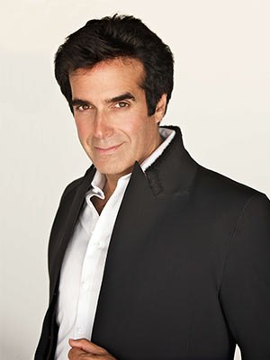 Magier David Copperfield