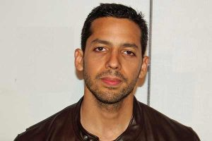 David Blaine Portrait