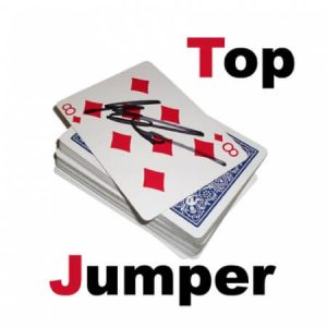 Ambitous Card Top Jumper Trick
